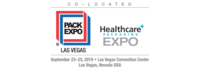 PACK EXPO Las Vegas / Healthcare Packaging EXPO 2019 logo